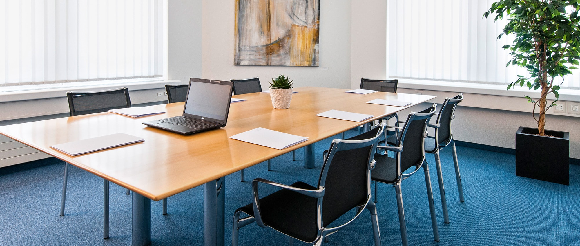 Gesellschaftssitz in Pfäffikon SZ, Büro mieten